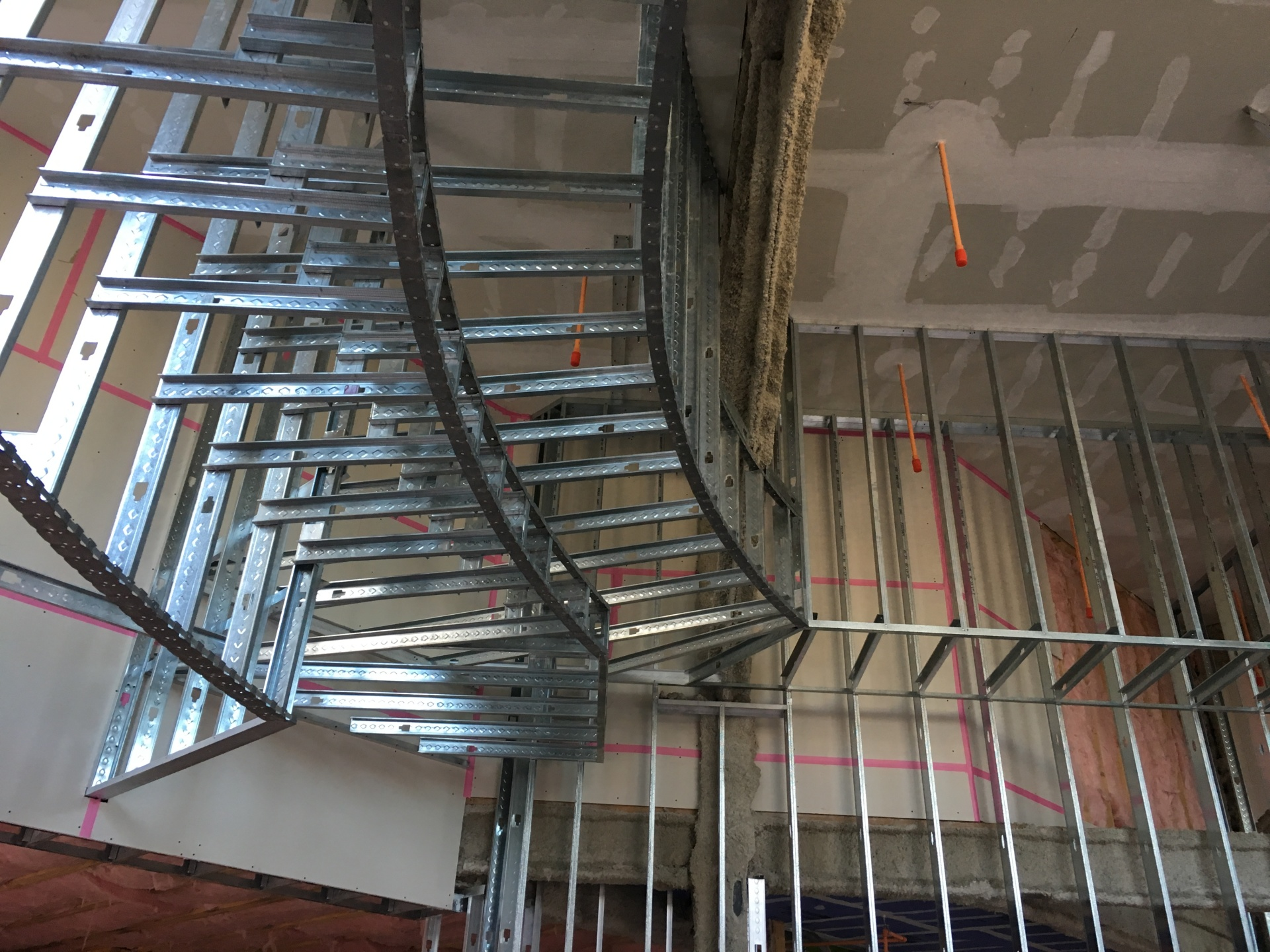 Interior Metal Framing